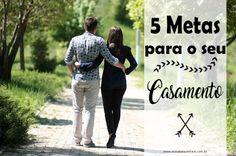 Ministério Enlace: 5 metas para o seu casamento