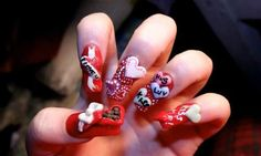 3D #nails pictures
