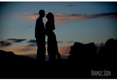 Valley of Fire Maternity Session with Stephanie and Jason