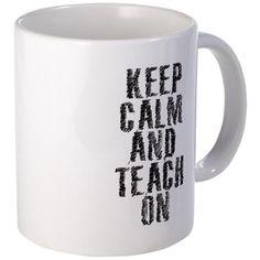 Yay coffee mugs!