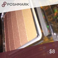 Golden Shimmer Strips Vegas - Physicians Formula 3in1 Bronzer Highlighter Eyeshadow Shimmer Strips by Physicians Formula - Vegas 💯Brand new ❌Used ❌Tested 💯HIGH QUALITY💯 💯What u see is what u get ⚡Next day ship From my home in OHIO ✔Offers welcome on items $13+ 🚫No Trades 💍Engaged 5-21 After 3 Yrs Long distance Relationship We r working Very hard 2 be together n Make enough money 4 a Marriage Visa 🙌 Plz help us on our journey, follow n share❤️Thank u so much❤️ Physicians Formula Makeup…