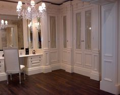 Clive Christian Kitchens Showrooms | TRADITION INTERIORS OF NOTTINGHAM....ANOTHER ANGLE!!!! 'Cherie