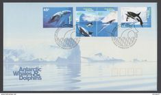 The collectable you are looking for is on Delcampe First Day Covers, Tasmania, Postage Stamps, Arctic, Dolphins, Wildlife, Stamps, Common Dolphin, Seal