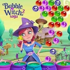 Bubble Witch Saga 2 Bubble Witch, Kings Game, Splash Screen, Little Games, Game Icon, Hack Online, Game Ui, Mobile Game, Online Games