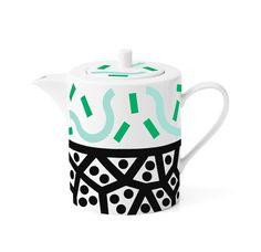 Maria Jeglinska teapot for Kristoff Porcelana
