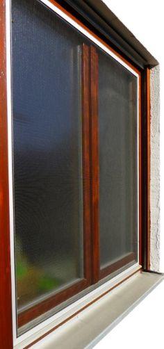 Insektenschutz Spannrahmen mit Aluminium Rahmen