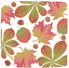 Paper 16.5 x 3 x 16.5 cm Pack of 20 Green Caspari Entertaining Merry Go Round Luncheon Napkins
