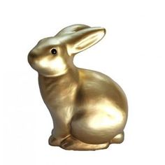 LAMP RABBIT GOLD (HEICO) by Egmont