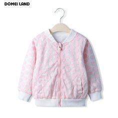 Znajdź więcej Jackets & Coats informacji o 2016 moda jesień dziecko odzież marki DOMEI LAND dla dziewczynki z długim rękawem słodkie koronki druku Kwiaty bawełna Cardigan Płaszcze ubrania, wysokiej jakości odzież marki online, Chiński marka zdalnego dostawca, tanie brand new key mp3 od DomeiLand Store na Aliexpress.com