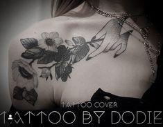 Dodie Tattoo, Tatouage Sublime, Cover Tattoo, Tatoos, Cover Up, Instagram, Tattos