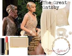 """""""The Great Gatsby-Formal"""" by forever-inspired ❤ liked on Polyvore"""