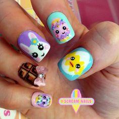 iscreamnails easter #nail #nails #nailart