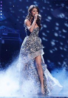 Las mejores fotos de Selena Gomex 2015 concierto