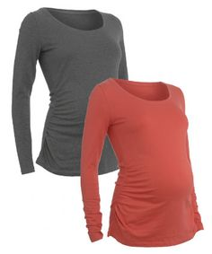 Blooming Marvellous Long Sleeve T-Shirt - 2 Pack