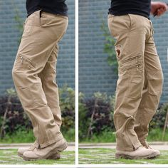 101 Airborne Jeans Casual Training Plus Size Cotton Breathable Multi Pocket Military Army Camouflage Cargo Pants For Men