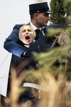 Buongiorno Link: Femen a San Pietro, donna ucraina in arresto in Va...