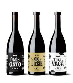 Vinos Divertidos restyling