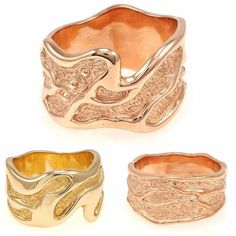 Designed and crafted by a well regarded Slovenian family who moved to Australia in the 1950s. Their love affair with the rugged Australian outback is reflected in their beautiful pieces. These are just a few of the unique designs we have now in our store. 9ct and 18ct solid gold. Handmade in Australia. From $1200 #australianmade #oceangrove #bellarinepeninsula #jewellery by ianpattisonjewellers http://ift.tt/1JO3Y6G