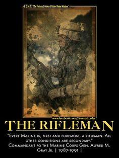 My Commandant. Semper Fi Uncle Al.