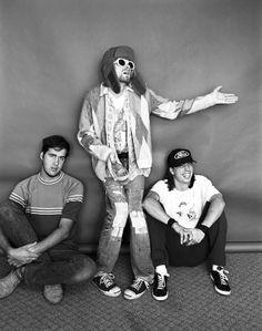 The Last Photo Shoot of Kurt Cobain, 1993