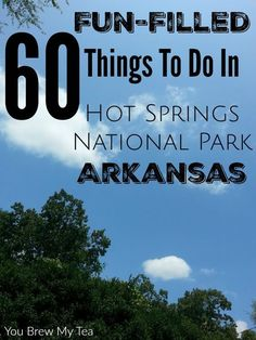 Hot Springs National Park is a great family travel destination! With lakes, bath houses, beautiful views, and great food this little city in the heart of Arkansas has it all!