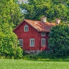 Bildresultat för falu rödfärg vindskivor