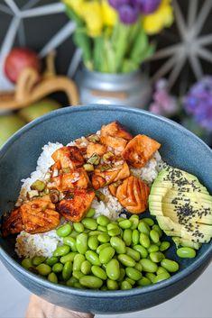 Fish Recipes, Lunch Recipes, Seafood Recipes, Healthy Recipes, Recipes Dinner, Summer Recipes, Healthy Cooking, Healthy Eating, Cooking Recipes