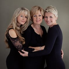 would love a pic like this with my mom and grandma :)