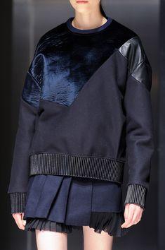 Neil Barrett at Paris Fashion Week Fall 2013