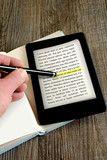 Foto: ebook reader