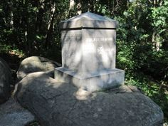 Gettysburg, PA spot of where the Maine held Little Roundtop. Here Joshua Chamberlain defined what courage is American Civil War, American History, Abraham Lincoln Gettysburg Address, Joshua Chamberlain, Gettysburg Pennsylvania, Gettysburg Battlefield, Washington Dc Travel, House Divided, Civil Wars
