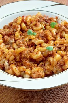 Slow Cooker American Goulash