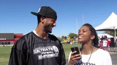 VIDEO: Colin Kaepernick at Kurt Warner's 12th Annual Ultimate Football Experience
