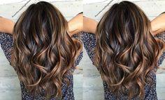 Parmi la couleur des cheveux les plus tendance en 2016 est l'ombré hair caramel. Les brunes sont les femmes qui portent les plus cette tendance. Avec un reflet blond ce choix semble être parfait pour l'été. Si vous avez envie de porter cette tendance voici quelques modèles pour vous inspir…