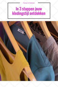 Wil jij in 3 stappen ontdekken wat jouw kledingstijl is? Lees mijn blog en ik…