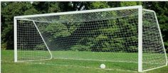 Falling soccer goals remain a big problem for youths - OFFSIDE