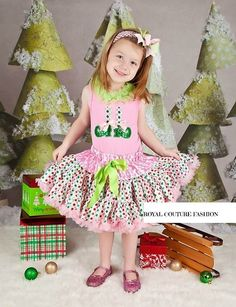 TWINKLE TOES ELF SET Price: $49.99, Free Shipping Options: 1/2T, 3/4T, 5/7 click to purchase