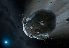 Second Asteroid In A Month Sails By Without Us Detecting It First - Know what's really comforting? When a completely unobserved asteroid snuck up on…