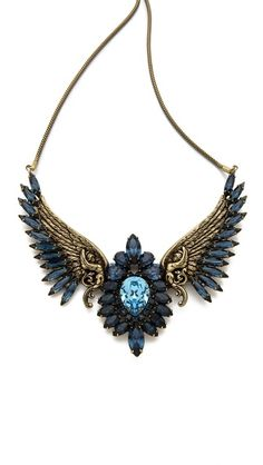 The most beautiful necklace! AUDEN Flynn Necklace