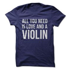 Let's be honest, love is a massively important need. But a violin is a close second! If playing the violinë_is the air you breathe, this t-shirt and hoodie is just for you! This shirt says it plain an #MajesticVision