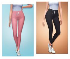 """simkath: """" WOOLRIDGE LEGGINGS • comes in some colours from my wip palette • base game compatible • recolouring is allowed, but don't include the mesh • do not claim as your own & do not re-upload download / psd (simfileshare) """""""