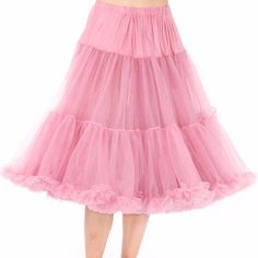 Petticoat Silky soft fluffy hem ruffles delightful dreamy piece of wonder. Did you want to know more about our chiffon pettis? They are made in USA, highest quality d Pedal Pushers, Ruffles, Vintage Outfits, Tulle, Chiffon, Ballet Skirt, Petticoats, Skirts, How To Wear