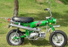 How many owned or have riden a Honda Trail 70 (CT70)? - ADVrider