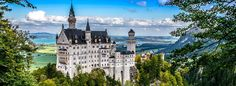 ToursByLocals connects travelers with local tour guides, worldwide. We're a marketplace for customizable private tours and shore excursions! European Holidays, European Tour, Disneyland Castle, Castles To Visit, Castle Pictures, Romantic Road, Around The World In 80 Days, Germany Castles, Neuschwanstein Castle