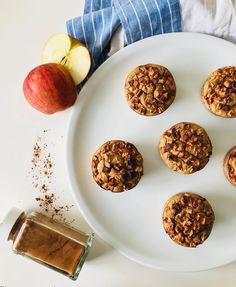 Muffins de Manzana y canela sin gluten y sin azúcar | Modo Gluten Free