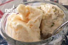 Evde Kolay Dondurma Yapımı Tarifi