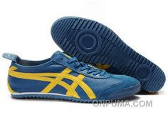 http://www.onpuma.com/onitsuka-tiger-mexico-66-mens-deluxe-oceanblue-yellow-top-deals.html ONITSUKA TIGER MEXICO 66 MENS DELUXE OCEAN-BLUE YELLOW TOP DEALS Only $74.00 , Free Shipping!