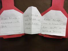 Ruby Bridges activity!