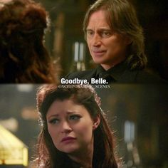 "Rumple and Belle - 4x19 ""Lily"" He finally did something right, but mostly I felt sorry for Belle that he still got to her, and for Will because I think he sees Belle's heart still isn't whole or entirely hers to give..."