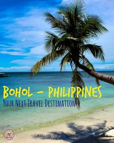 Welcome to Bohol, Philippines! Pristine Beaches, amazing sea life and lovely people. Bohol is a truly paradise, and it´s waiting for you! How to get there, where to stay in Bohol and some local tips!